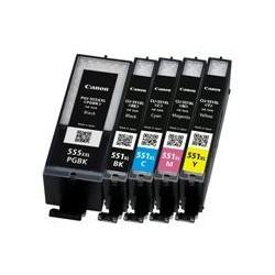 Cartuccia Canon 551 xl giallo compatibile 11ML  Pixma IP7250,MG5450,MG6350CLI-551XLY