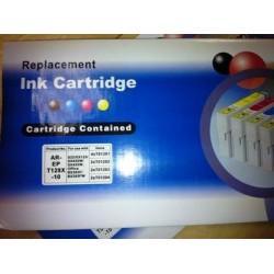 10 Cartucce Compatibili xl T1281-1282-1283-1284 (4xBk+6 color)