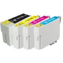 epson T2712 xl ciano cartuccia compatibile