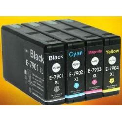 epson T7901 xl  nero cartuccia compatibile