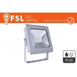 Faretto Impermeabile 20W - 4000K 1600LM 120° IP65