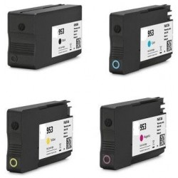 HP 953 xl Yellow comp Pro 8210,8218,8710,8720,8730,7740-1.6KF6U18AE