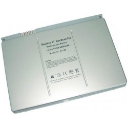 A1189 - Batteria per Apple MacBook Pro 17 - 6300 mAh