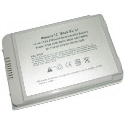 A1008 - Batteria Apple iBook G3 12 iBook G4 12 - 4400 mAh