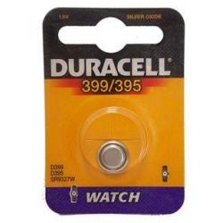 10 pile a bottone Duracell D395/399 1x 1,5volt - 10 blister