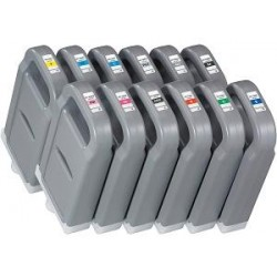 Yellow compatib Canon iPF8300/iPF8400/iPF9400-700ML6684B001