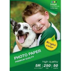 297X210MM A4 High Glossy Inkjet Photo Paper 240g-20 Fogli