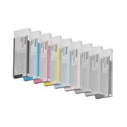 220ml Dye Com Epson Stylus Pro 9000-C13T412011Light Ciano