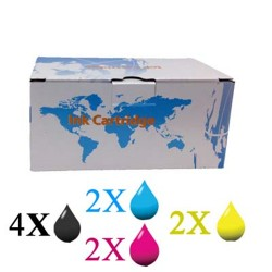 MULTIPACK 10 CARTUCCE EPSON SERIE 1811