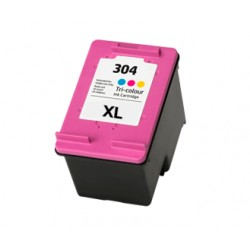 HP 304XL NERO + HP 304XL COLORE