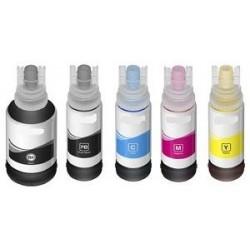 Black Pigment 140ML Epson ECOTANK ET-7700,ET-7750C13T00Q140