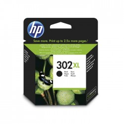 CARTUCCIA HP 302XL NERO ORIGINALE