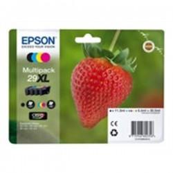 EPSON MultiPack 29XL 4 cartucce inchiostro, serie 29XL/Fragola