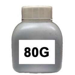 Polvere universale per HP nero 80 grammi