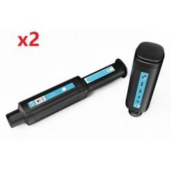 2 ricariche Toner compatible HP Neverstop 1001,1201,1202- 2.5K