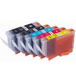 13ML Con chip compatibile for canon serie cli-8 nero