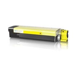 Toner RIG YELLOW CON CHIP - OKI C5600XX/C5700XX -2K