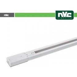 Binario T3 - Lunghezza 1,5 Metro / Colore Bianco
