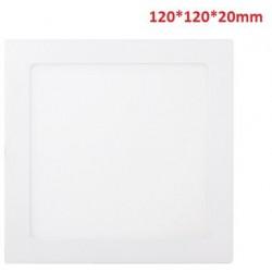 6W-400LM-4000K120º-120*120*20mm/110*110mm-AC90-265V