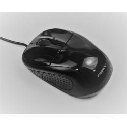 Mini mouse Pravix MS-65 con cavo USB 800 dpi - ret. blister