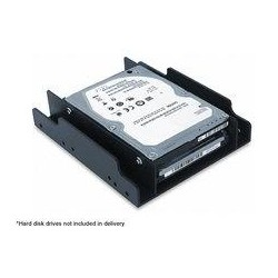 HDD/SSD mounting kit 3.5 to 2x 2.5