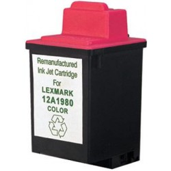 40ML RIG. Lexmark 150c, 1000, 1100, 1020, 2030,Colore  N.80