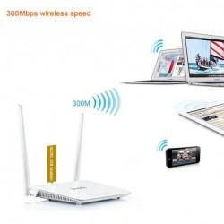 Router Wifi per chiavetta internet USB 3G/4G/LTE 4xLAN