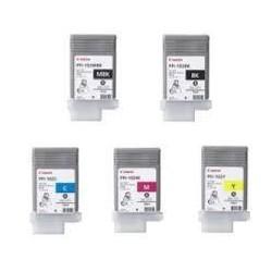 130ml Pigment for Cano IPF500,IPF600,IPF700,LP17,PFI-102MBK