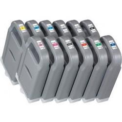 Green compatibl Canon iPF8300/iPF8400/iPF9400-700ML6688B001