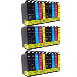 MULTIPACK 30 CARTUCCE  EPSON SERIE 1291