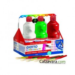 KIT 6 FL 1LT GIOTTO COL ASS