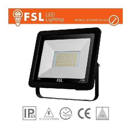Faretto Impermeabile 100W - 4000K 8000LM 115° IP65