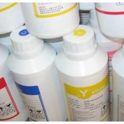 1 LITRO INK FOR UNIVERSALE EPSON YELLOW