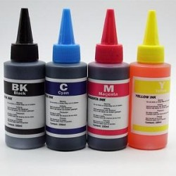 Magente  INK 100ml FOR HP LEXMARK CANON BROTHER