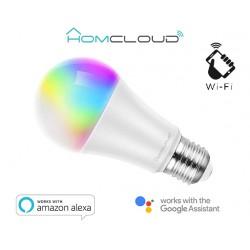 Lampadina Wi-FI RGB+CCT Dimmerabile