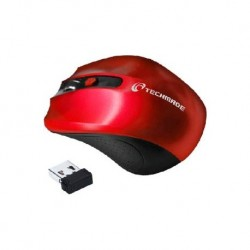 TECHMADE MOUSE WIRELESS TM-XJ30-RED